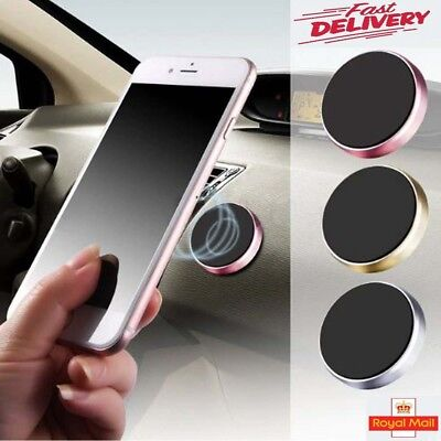 Magnet Phone Car Holder Magic Magnetic Stand Mount For iPhone Samsung Universal