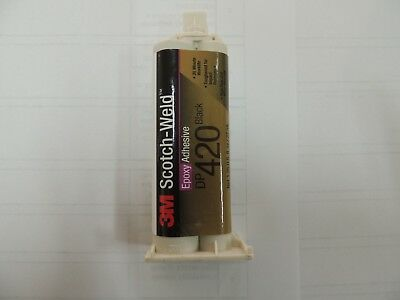 3M Scotch Weld Dp 420 Black