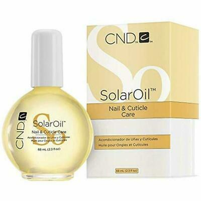 CND SOLAR OIL Nail & Cuticle Conditioner 68ml Bottle!!!