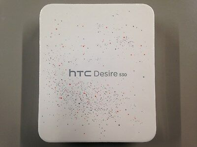 Brand New Genuine Sealed Htc Desire 530 16Gb Wifi 4G Lte Nfc Unlocked Simfree