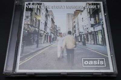 Oasis - (What's The Story) Morning Glory? (1995) (CD) (481020 2)