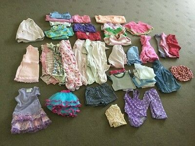 Size 6-12 month Girls bundle. Winter clothes, but some Summer too (45 items).