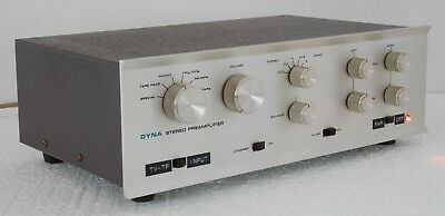 Vintage Dynaco PAS 3  Stereo Preamplifier : Factory Wired/Good Working Condition
