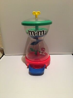 M&M's World Fun Machine Candy Dispenser Lots Of Fun Mars Incorporated