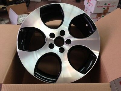 4 Roues Detroit de 19 pouce adaptables VW Golf 5 6 7 100% MADE IN ITALY