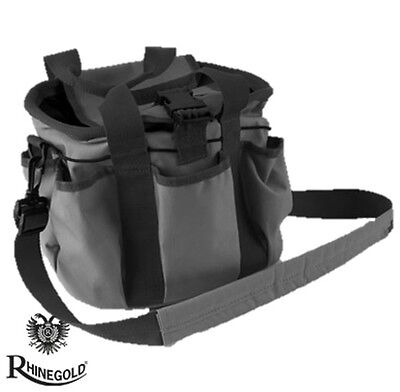 Grey Rhinegold Grooming Bag – Handy Carry Bag For Competition Days *FREE POSTAGE