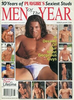 Playgirl Magazine Men Of The Year Vol.1 1998