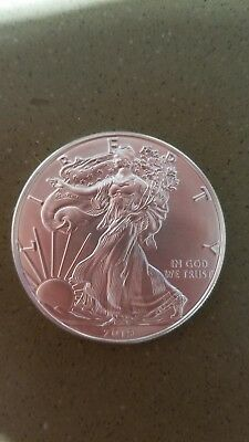 2019 $1 American Silver Eagle 1 oz Brilliant Uncirculated