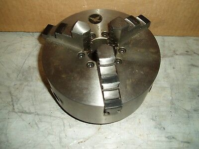 """6"""" 3-jaw Chuck,D1-4 Cam-Lock,direct mounting NEW"""