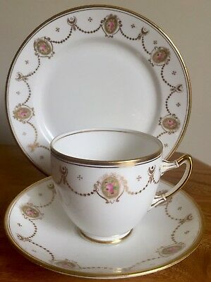 Early Royal Albert ~ Crown Mark ~ Tea Trio ~  Pink Roses Up  To 2 Available