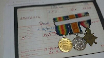 3 ww1 medals
