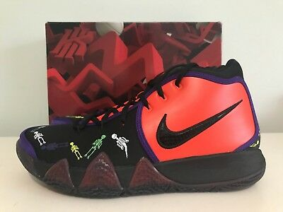 check out 95ac5 632b7 NIB NIKE KYRIE 4 Day of the Dead - mens Size 10 - Nike SNKRS App