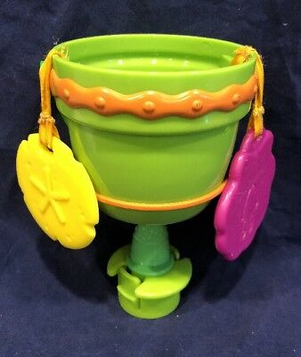 Evenflo Exersaucer Sand Pail Bucket Teether Baby Toy Replacement Switch A Roo
