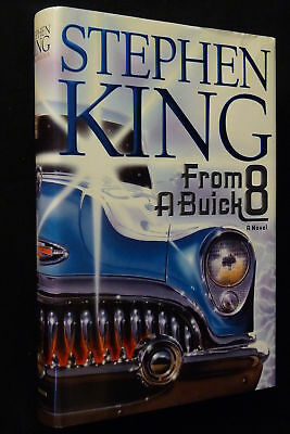 From A Buick 8, by Stephen King, 2002 HC DJ, 1st ed.