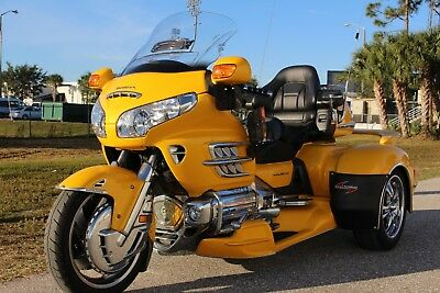 2010 Honda Gold Wing  2010 Goldwing Trike