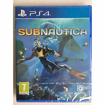 Subnautica (PS4) New and Sealed