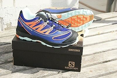 Salomon XA PRO Outdoor Kinder Damen Trekking Sportschuhe Running 37 1/3 UK4,5 !