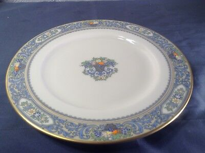 """NEW w/ Labels Lenox Autumn Dinner Plate Bone China 10.5"""" Gold Label Presidential"""