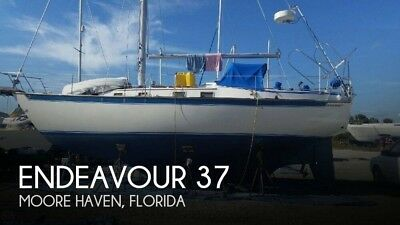 1977 Endeavour 37 Used