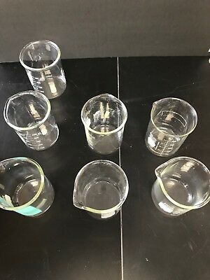 laboratory glassware lot