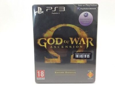 Juego Ps3 God Of War Ascension Special Edition Ps3 4349467
