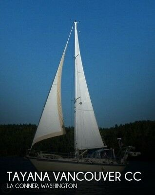 1987 Tayana Vancouver CC Used