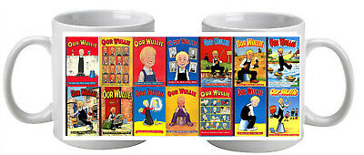 Oor Wullie 14 Annuals  On A  Mug Great  Gift
