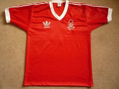 1979 Nottingham Forest Football Shirt