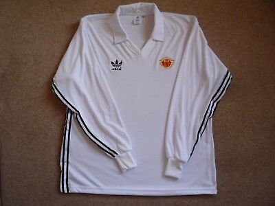 1980-82 Manchester United Football Shirt