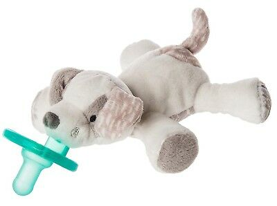 Mary Meyer WubbaNub Newborn Infant Baby Soothie Pacifier ~ Decco Pup
