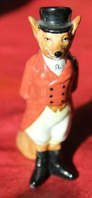 Royal Doulton, England, Huntsman Fox, Retired 1981