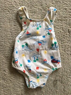 Vintage Baby & Toddler Izod Lacoste Swimsuit