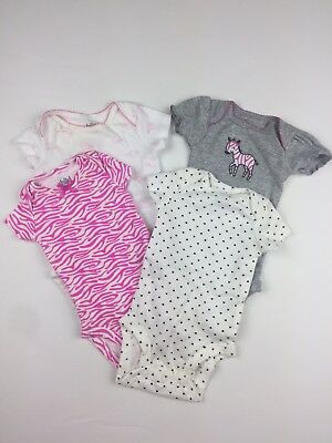 Child Of Mine for Carter's Baby Girls T-shirts Lot of 4