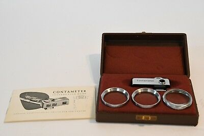Zeiss Ikon Contameter type 439 for Contax RF in original case