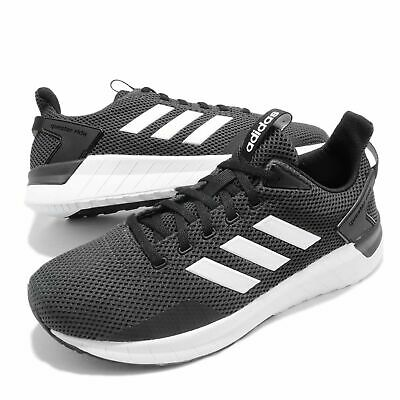 super popular 8e775 850f7 Adidas Questar Ride Mens Running Shoes - Size 10.5 Black  White
