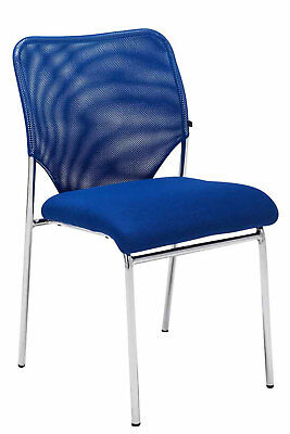 Chair Upholstered Conference KLINT V2 - chair Stackable for Hall Waiting cov