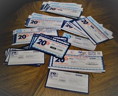 55 Bed Bath & Beyond Coupons & As You Know They Take Expired Coupons