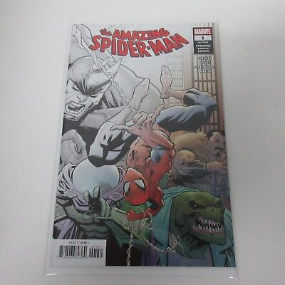 Marvel Comics Amazing Spider-man #1 Incentive Premiere Variant Cover NEW