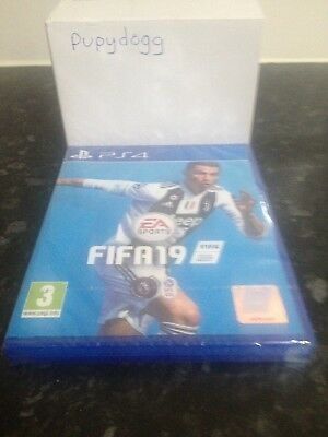 Fifa 19 Ps4 - Brand new - Sealed - Unwanted Gift