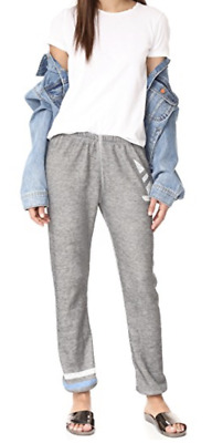 Wildfox Couture Women/'s Blue Beverly Hills Baggy Sweatpants Size Medium