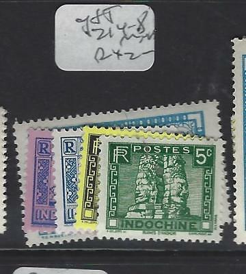 French Indochina (P0401B)   Y&t  214-8     Mnh