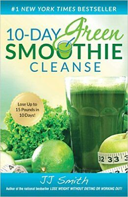 10 Day Green Smoothie Cleanse  #1  ( PDF )