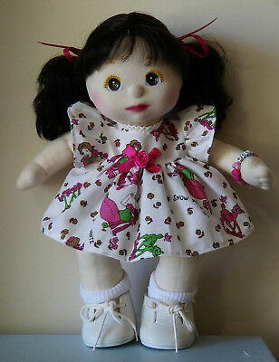My Child Doll Flare Style Dress  (No Doll)