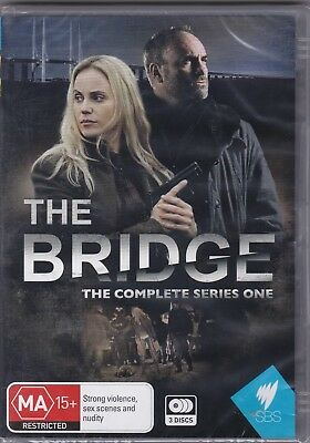 The Bridge - The Complete Series One -  DVD (Brand New Sealed) All Regions