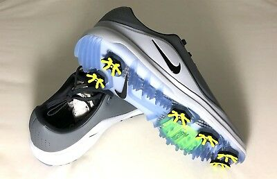 0c60ce748c76 BRAND NEW NIKE AIR ZOOM PRECISION GOLF SHOES GREY MEN S Size 10 ...