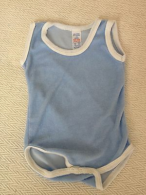 Baby All-In-One Vest, Age:3-Months