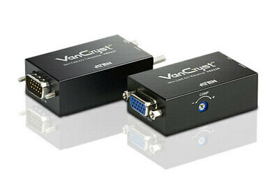 Aten VanCryst VGA Over Cat5 Video Extender with Audio 1920x1200@60Hz or 150m Max