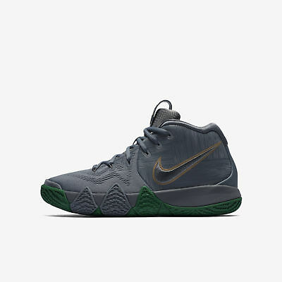 32690883856 NIKE KYRIE 4 City Of Guardians Celtics Green Gray Basketball Shoe ...