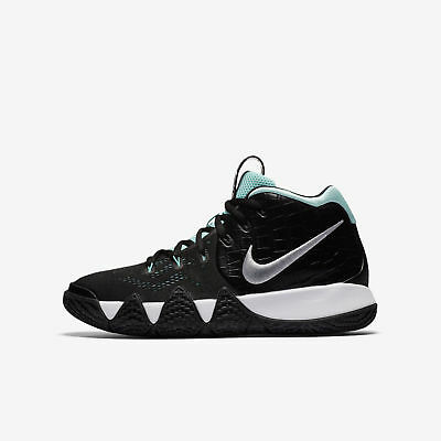 wholesale dealer 59b6d bdb4b Nike Kyrie 4 (GS) Basketball Shoes Tropical Twist Black AA2897-390 Youth NEW