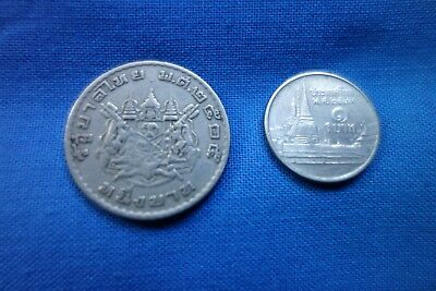 Thailand - 2 different coins